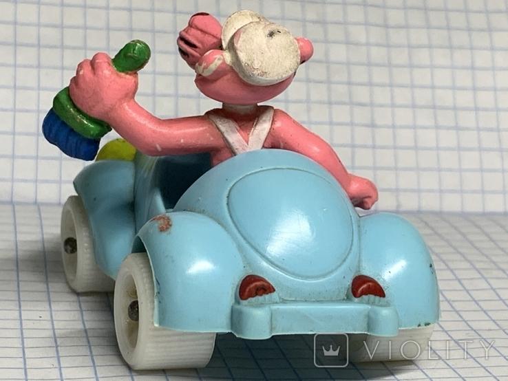 Винтажная игрушка с Англии, фото №5