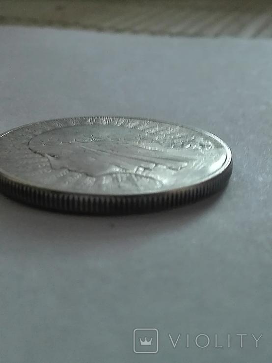 10 злотых 1933 года, серебро, фото №4