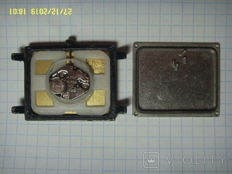 Часы Alberto Kavalli 05687А. Не Рабочие., фото №6