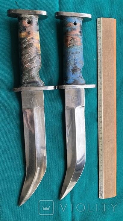 Два ножі чилійського спецназу Korvo (копії), фото №9