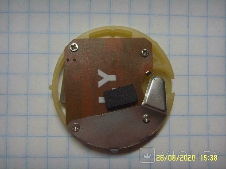 Механизм для электронных часов, Не рабочий на запчасти. №2, фото №7