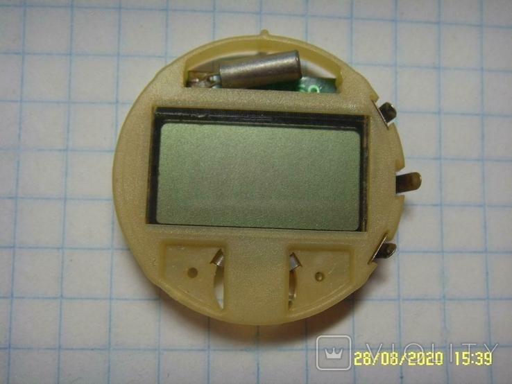 Механизм для электронных часов, Не рабочий на запчасти. №2, фото №8