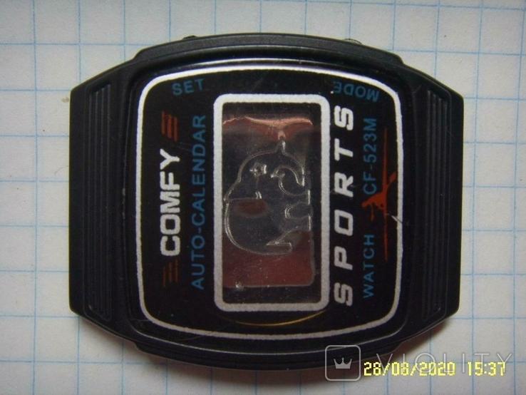 Корпус для часов COMFI SPORTS (механизма нет), фото №5