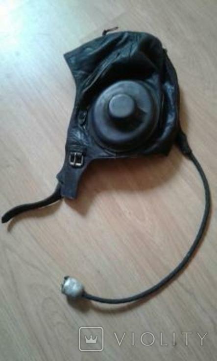 Шлем лётчика ВВС Советского Союза, фото №3