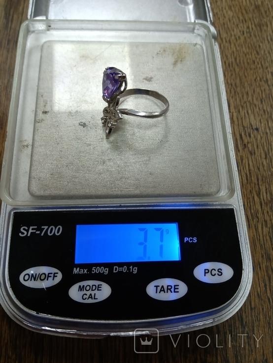 Кольцо (цирконий), фото №5