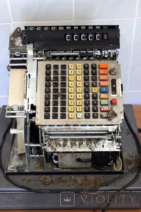 """Кассовый аппарат """" Ока-4401"""".(как НЕ рабочий), фото №8"""