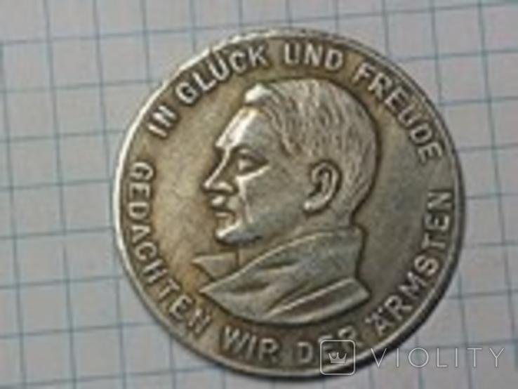 Адольф Гитлер тип 3 копия, фото №3
