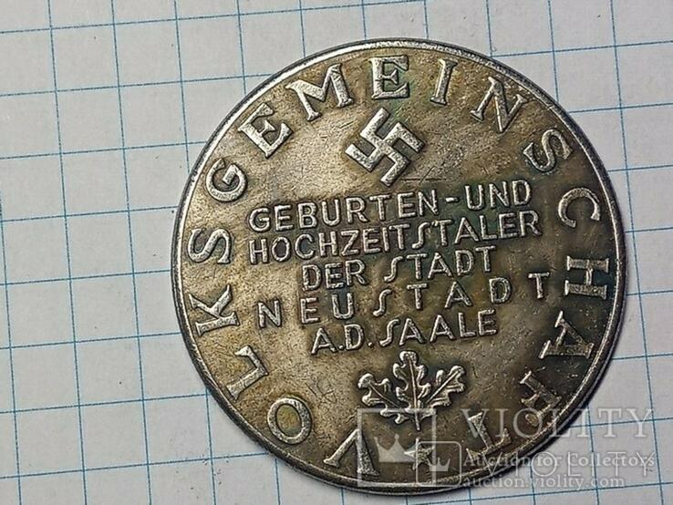 Адольф Гитлер тип 3 копия, фото №2