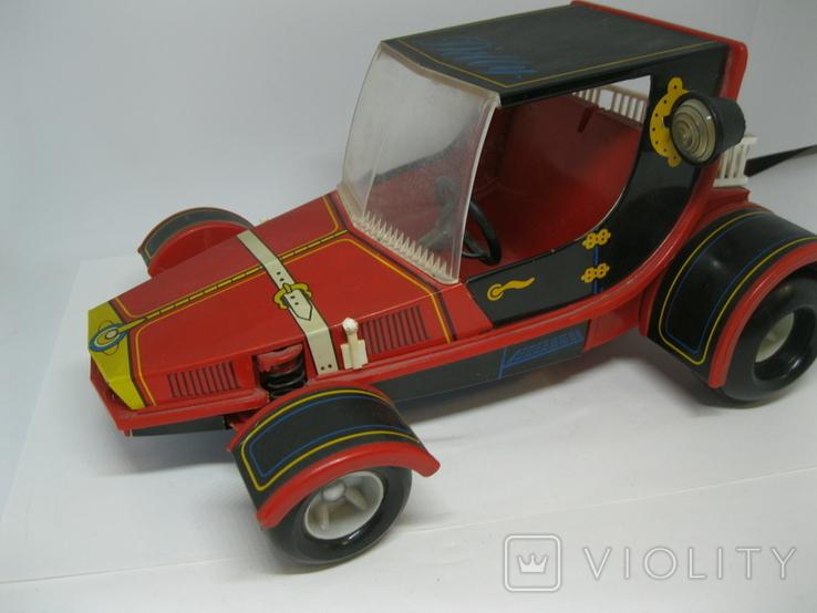Машинка ГДР инерционная, фото №3