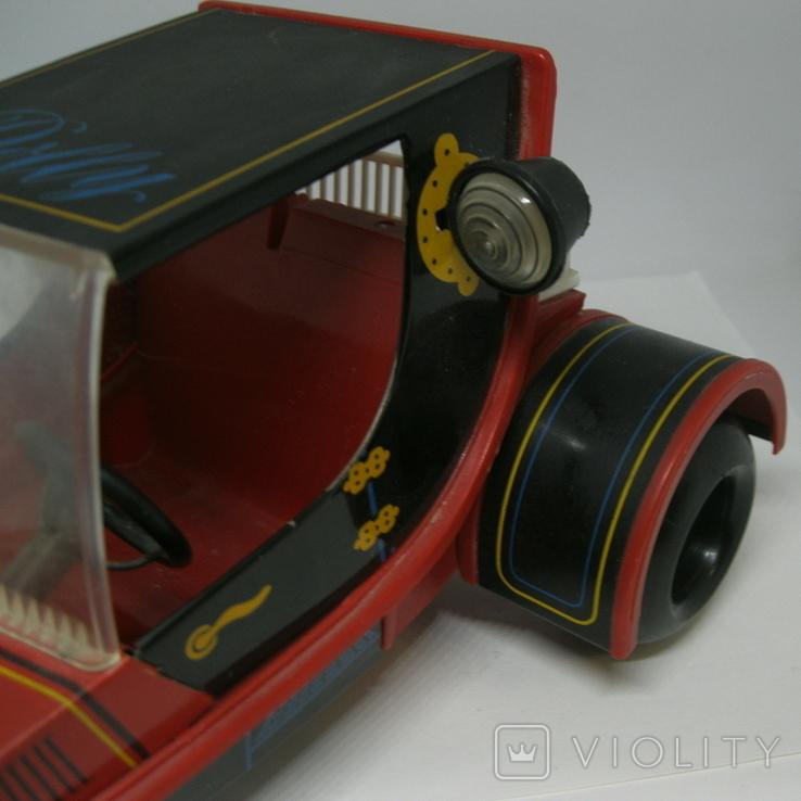 Машинка ГДР инерционная, фото №4