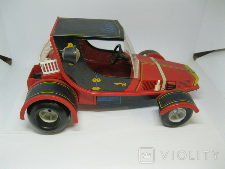 Машинка ГДР инерционная, фото №8