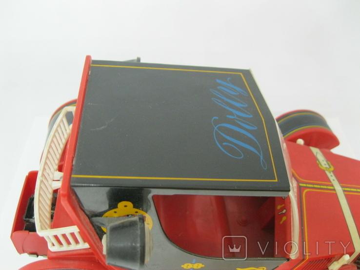 Машинка ГДР инерционная, фото №9