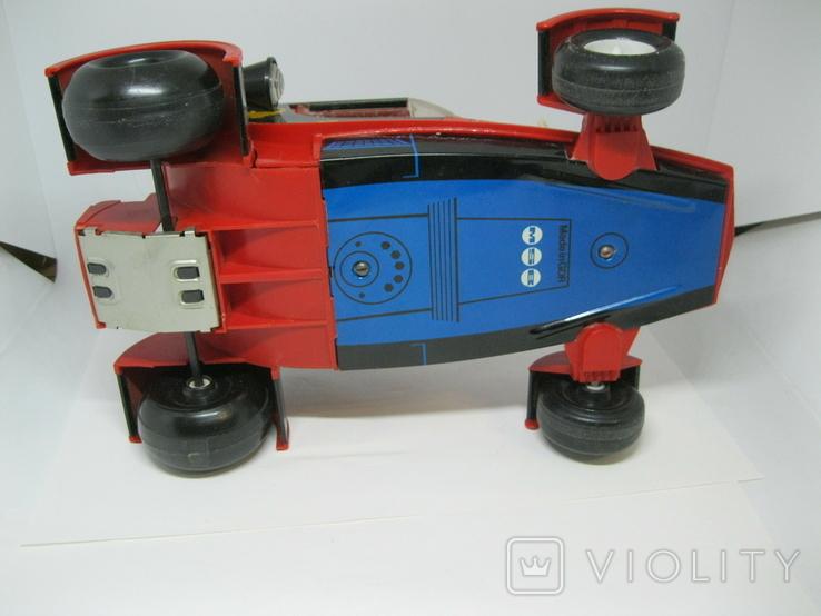 Машинка ГДР инерционная, фото №10