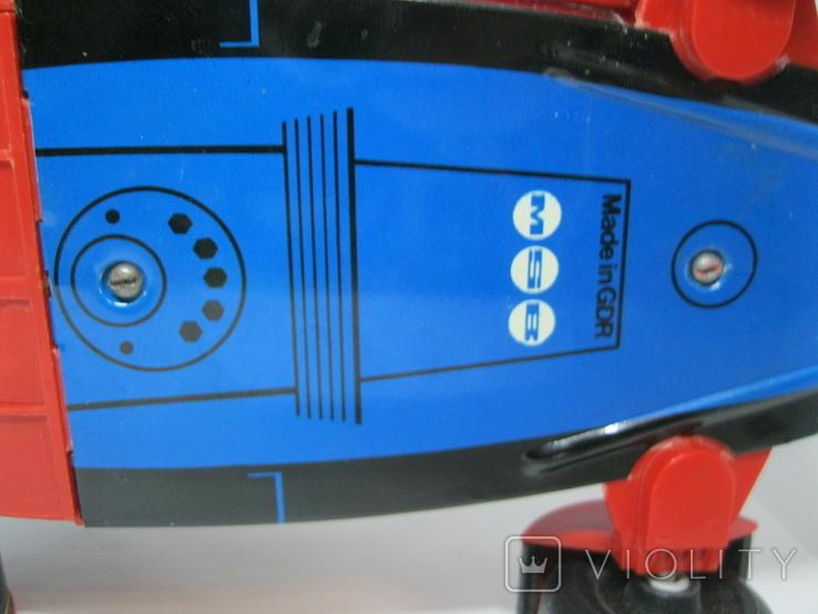 Машинка ГДР инерционная, фото №11