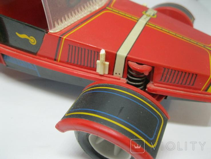 Машинка ГДР инерционная, фото №12