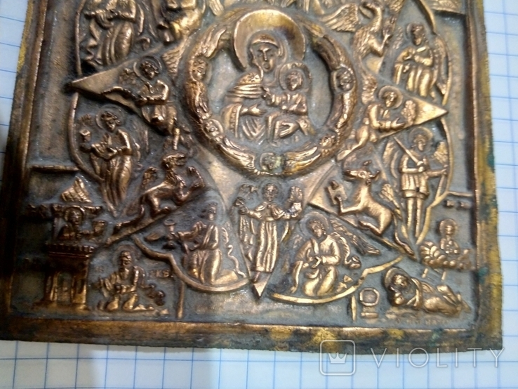 Образ Неопалимой Купины, фото №13