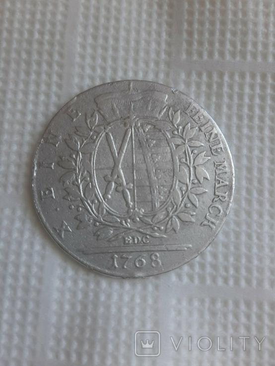Талер 1768, фото №2