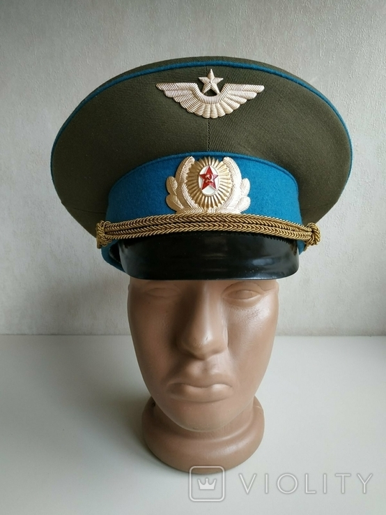Фуражка ВВС. СССР, фото №2