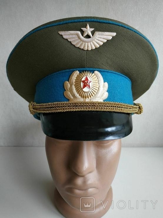 Фуражка ВВС. СССР, фото №3