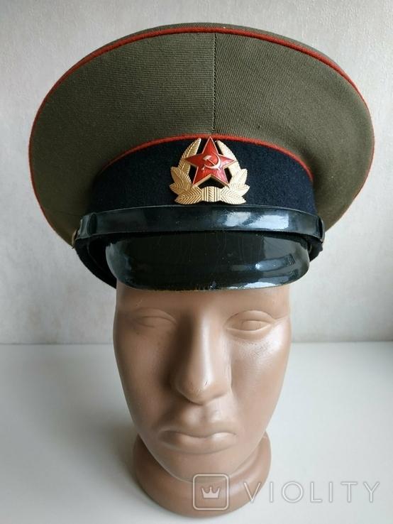 Фуражка СА. СССР, фото №5