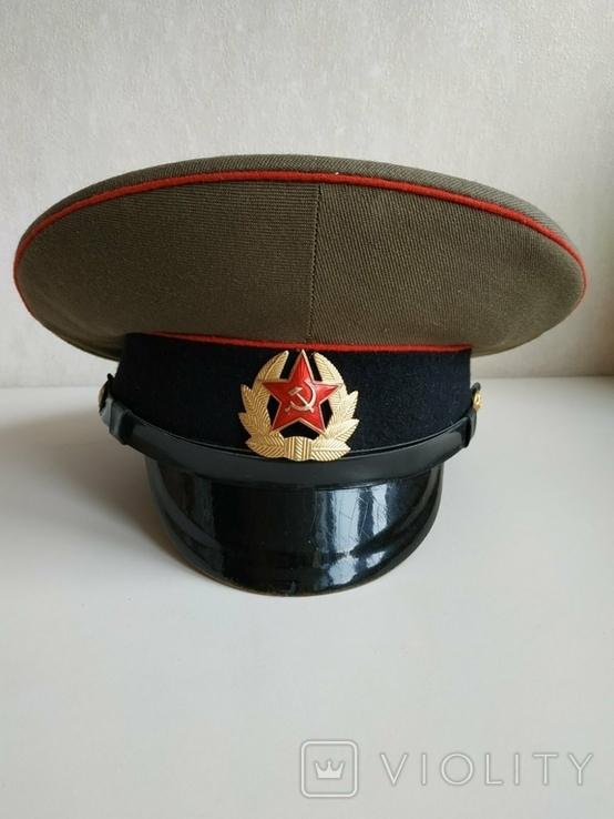 Фуражка СА. СССР, фото №12