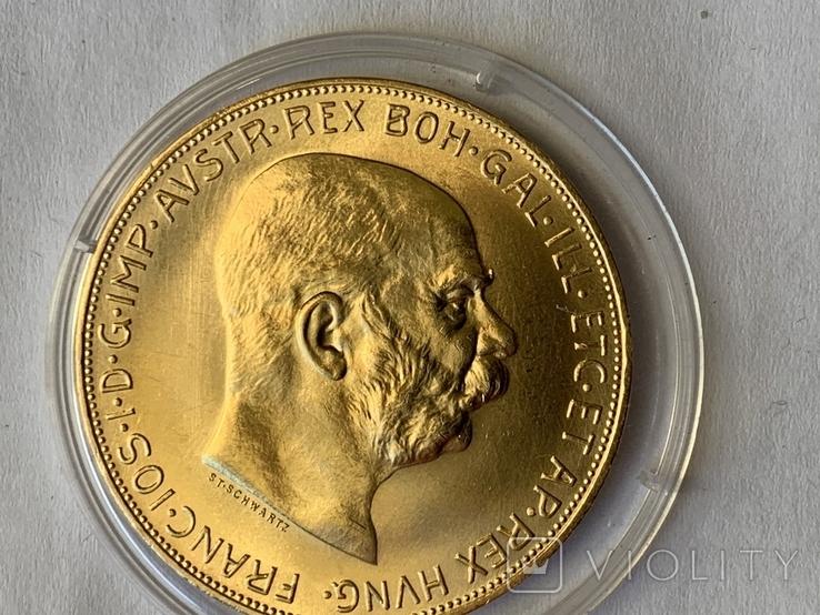100 крон 1915, фото №3