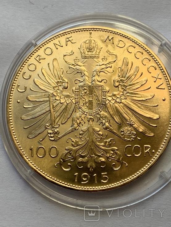 100 крон 1915, фото №5