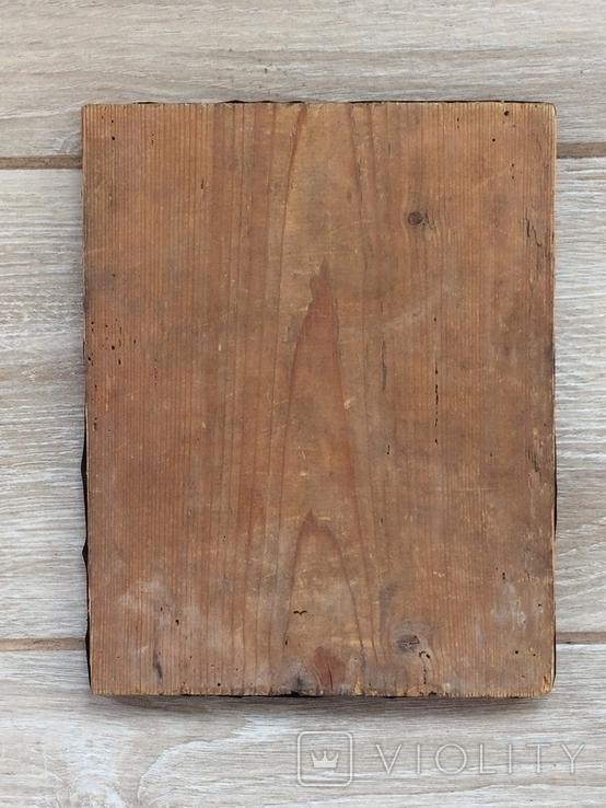 Икона 22 х 17.5 см, фото №3