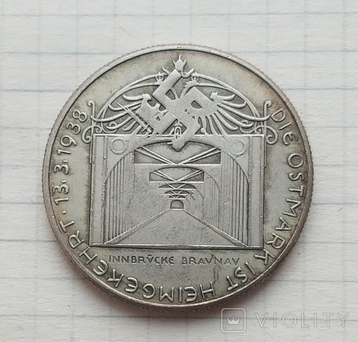 Германия. Третий Рейх. Аннексия Австрии 1938 г. №2 Копия, фото №3