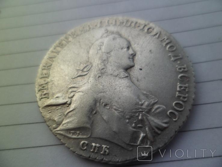 Рубль 1764 рік