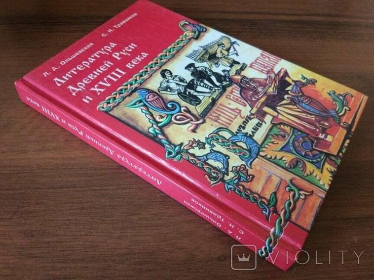 Литература Древней Руси и XVIII века, фото №3
