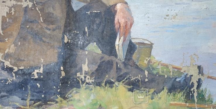 Ленин на рыбалке, фото №7