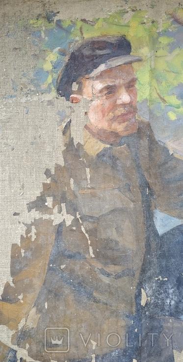 Ленин на рыбалке, фото №8