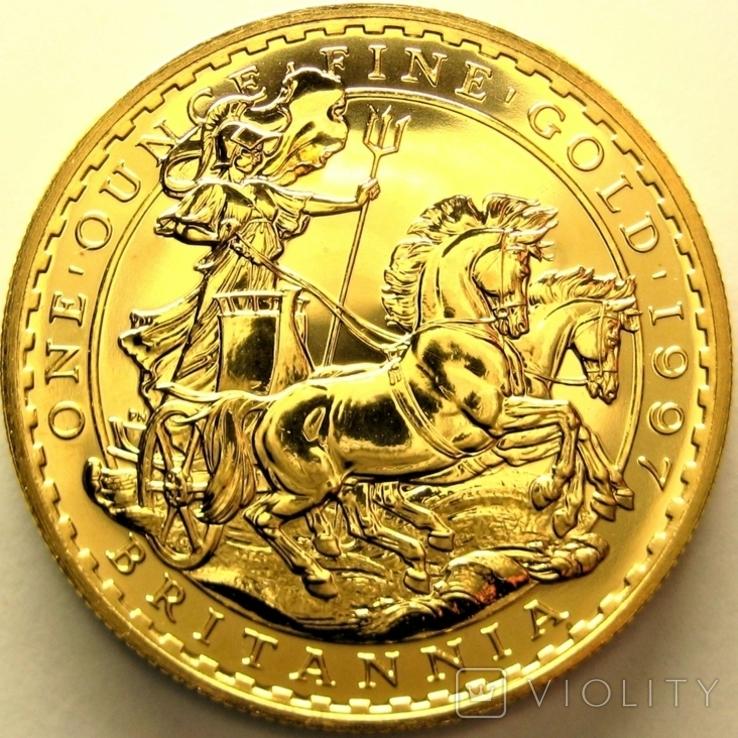 Великобритания 100 фунтов 1997 г.