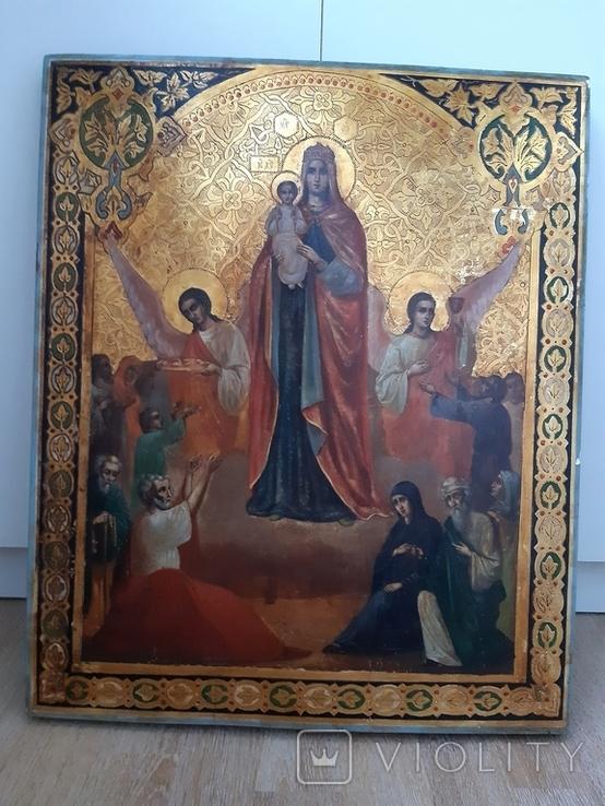 Икона Божией Матери., фото №4