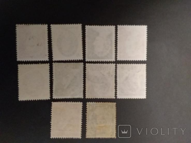 Подборка почтовых марок Австралии, фото №3