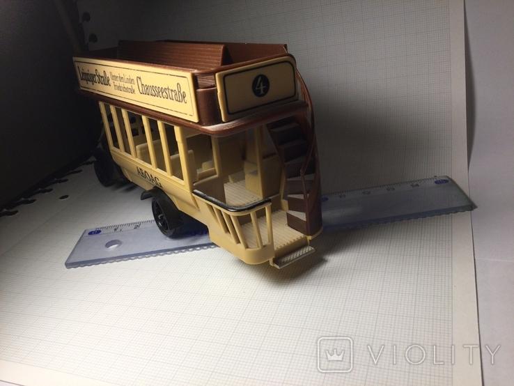 Автобус Daimler 1911, Германия 1970 год, фото №3