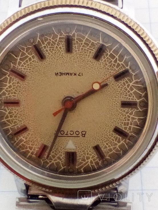 Часы Восток. Робочие 80- х годов, фото №9