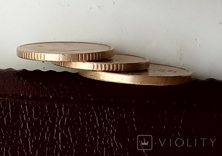 Монеты Норвегии. 3 шт. По курсу., фото №6