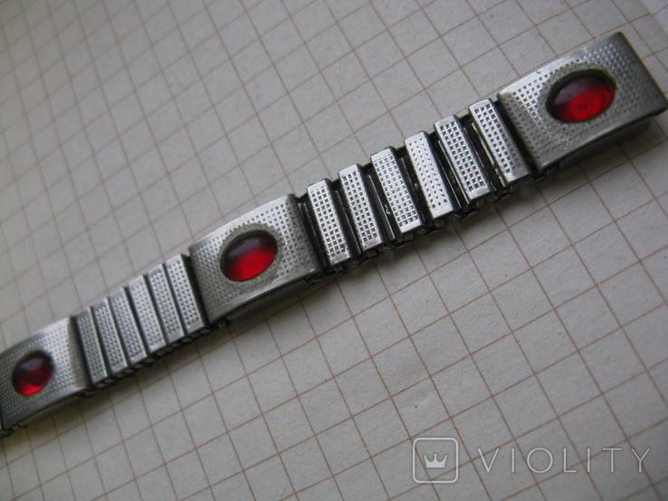 Браслет магнитный,лечебный,Япония(под реставрацию), фото №5