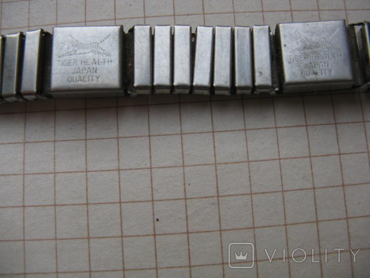 Браслет магнитный,лечебный,Япония(под реставрацию), фото №11