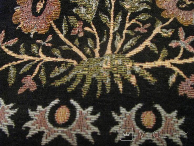 Сумка - гобелен с ручной вышивкой бисером и блёстками., фото №10