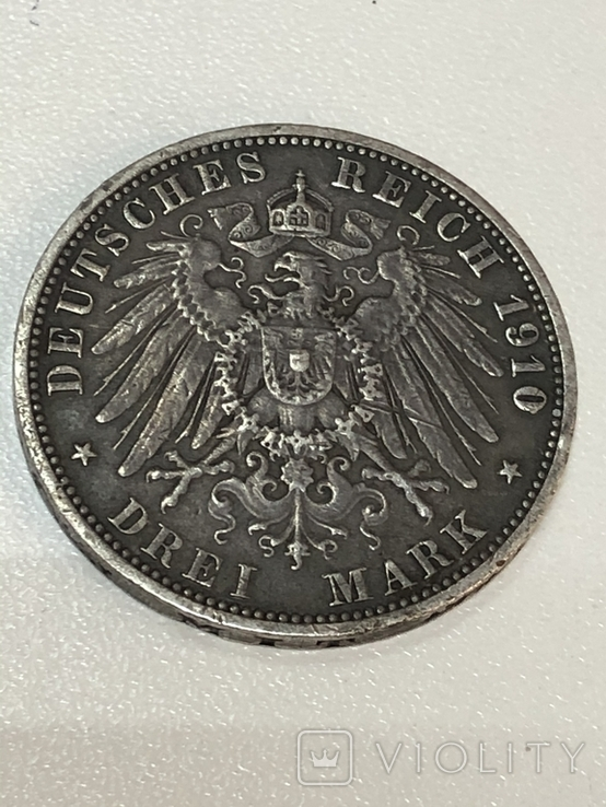 3 марки 1910, фото №9