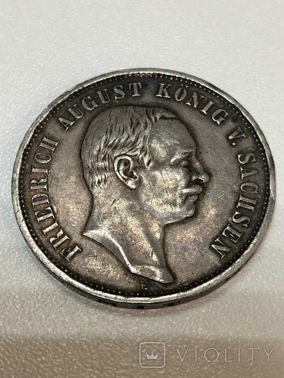 3 марки 1911, фото №2