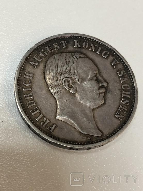 3 марки 1911, фото №3