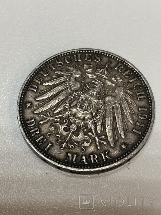 3 марки 1911, фото №7