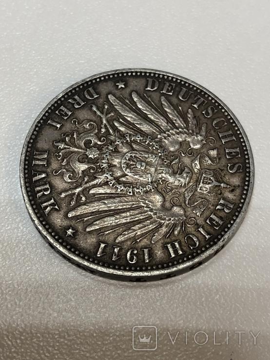 3 марки 1911, фото №9