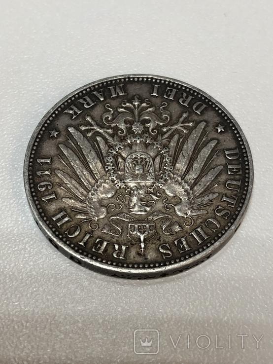3 марки 1911, фото №10