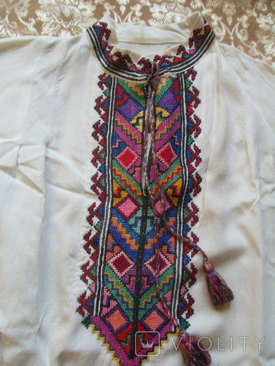 Рубашка вышитая., фото №3
