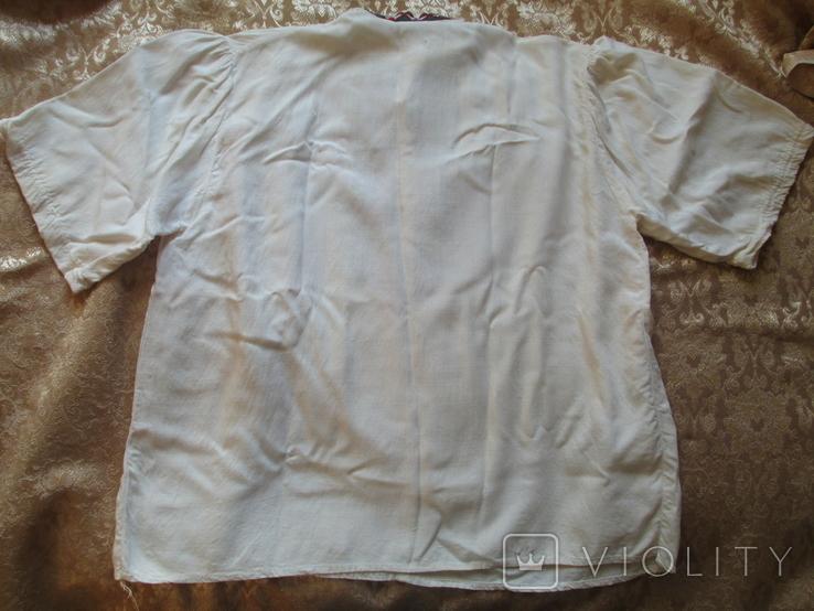 Рубашка вышитая., фото №4